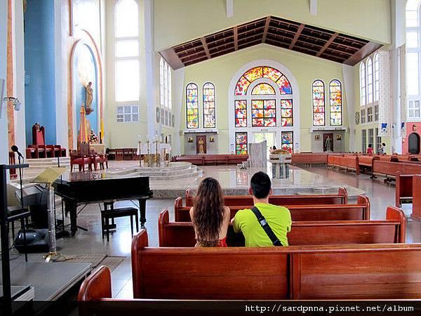 2010-1-18 關島市區觀光 @聖母瑪利亞教堂 (10