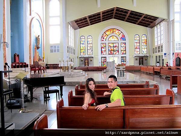 2010-1-18 關島市區觀光 @聖母瑪利亞教堂 (11