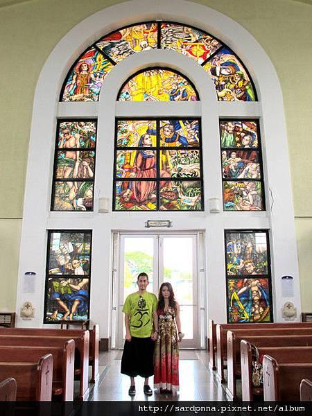 2010-1-18 關島市區觀光 @聖母瑪利亞教堂 (13