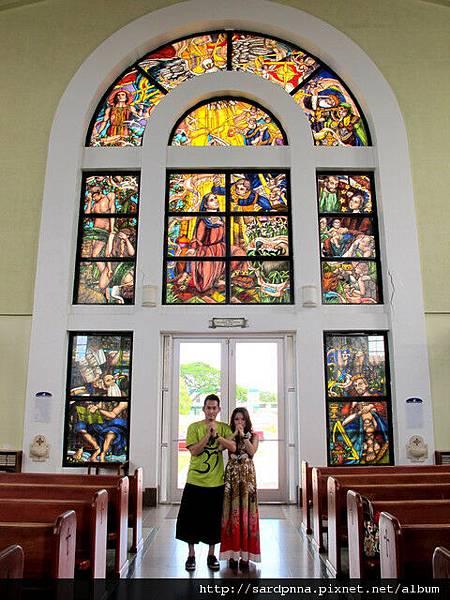 2010-1-18 關島市區觀光 @聖母瑪利亞教堂 (14