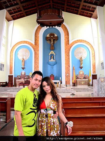 2010-1-18 關島市區觀光 @聖母瑪利亞教堂 (17