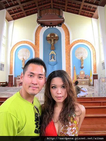 2010-1-18 關島市區觀光 @聖母瑪利亞教堂 (18