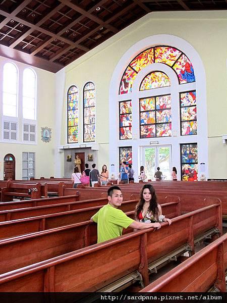 2010-1-18 關島市區觀光 @聖母瑪利亞教堂 (20