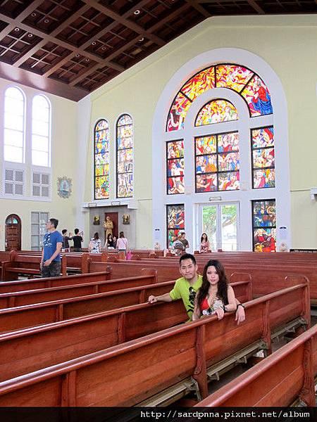 2010-1-18 關島市區觀光 @聖母瑪利亞教堂 (21