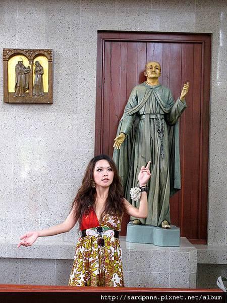 2010-1-18 關島市區觀光 @聖母瑪利亞教堂 (22