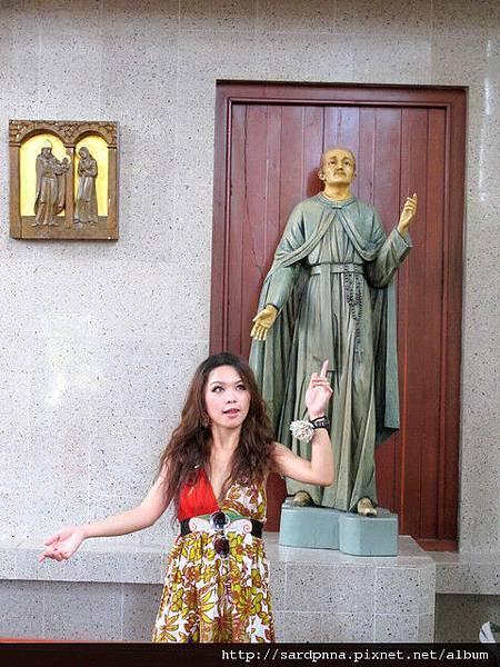 2010-1-18 關島市區觀光 @聖母瑪利亞教堂 (23