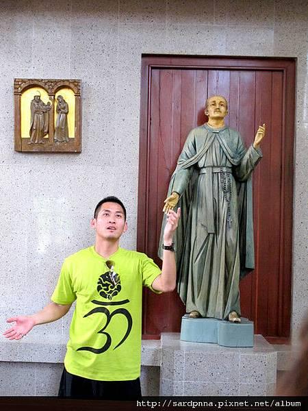 2010-1-18 關島市區觀光 @聖母瑪利亞教堂 (24