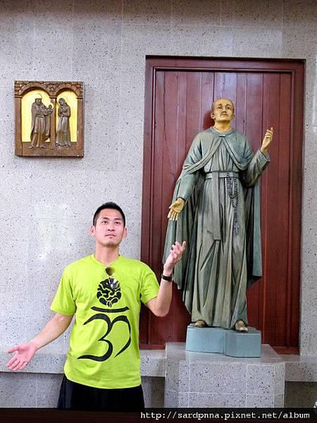 2010-1-18 關島市區觀光 @聖母瑪利亞教堂 (25