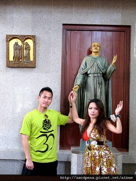 2010-1-18 關島市區觀光 @聖母瑪利亞教堂 (26