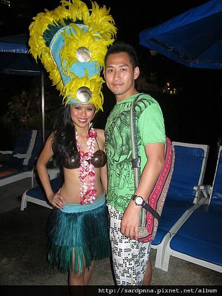 2010-1-20-太平洋之夜密克羅尼西亞豪華晚餐秀 Din_007