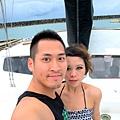 2011-1-20-關島@白色雙船身動力風帆「美人魚公主號」_003