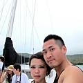 2011-1-20-關島@白色雙船身動力風帆「美人魚公主號」_004