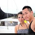 2011-1-20-關島@白色雙船身動力風帆「美人魚公主號」_005
