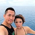 2011-1-20-關島@白色雙船身動力風帆「美人魚公主號」_008