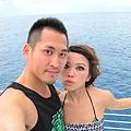 2011-1-20-關島@白色雙船身動力風帆「美人魚公主號」_009