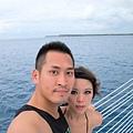 2011-1-20-關島@白色雙船身動力風帆「美人魚公主號」_011