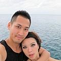 2011-1-20-關島@白色雙船身動力風帆「美人魚公主號」_017