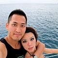 2011-1-20-關島@白色雙船身動力風帆「美人魚公主號」_016
