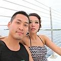 2011-1-20-關島@白色雙船身動力風帆「美人魚公主號」_021