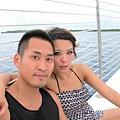 2011-1-20-關島@白色雙船身動力風帆「美人魚公主號」_022