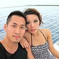 2011-1-20-關島@白色雙船身動力風帆「美人魚公主號」_020
