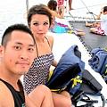 2011-1-20-關島@白色雙船身動力風帆「美人魚公主號」_025