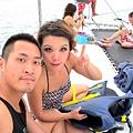 2011-1-20-關島@白色雙船身動力風帆「美人魚公主號」_027