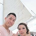 2011-1-20-關島@白色雙船身動力風帆「美人魚公主號」_031