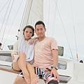 2011-1-20-關島@白色雙船身動力風帆「美人魚公主號」_034
