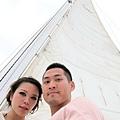 2011-1-20-關島@白色雙船身動力風帆「美人魚公主號」_037