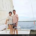 2011-1-20-關島@白色雙船身動力風帆「美人魚公主號」_035