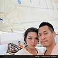 2011-1-20-關島@白色雙船身動力風帆「美人魚公主號」_038
