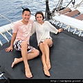 2011-1-20-關島@白色雙船身動力風帆「美人魚公主號」_042