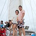 2011-1-20-關島@白色雙船身動力風帆「美人魚公主號」_045