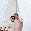 2011-1-20-關島@白色雙船身動力風帆「美人魚公主號」_046