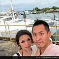 2011-1-20-關島@白色雙船身動力風帆「美人魚公主號」_054