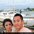 2011-1-20-關島@白色雙船身動力風帆「美人魚公主號」_055