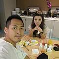 2011-1-21- 在關島最後的早餐 (1)