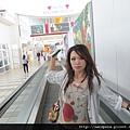 2011-1-21- 從關島回來啦! 在關島機場 (1)