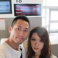 2011-1-21- 從關島回來啦! 在關島機場 (8)