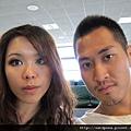 2011-1-21- 從關島回來啦! 在關島機場 (9)