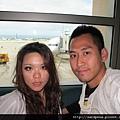2011-1-21- 從關島回來啦! 在關島機場 (13)
