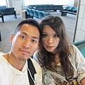 2011-1-21- 從關島回來啦! 在關島機場 (10)