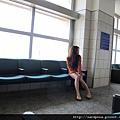 2011-1-21- 從關島回來啦! 在關島機場 (20)