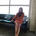 2011-1-21- 從關島回來啦! 在關島機場 (23)