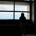 2011-1-21- 從關島回來啦! 在關島機場 (17)