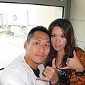 2011-1-21- 從關島回來啦! 在關島機場 (28)