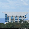 2011-1-21 靠近不了的日航水晶教堂 (3)