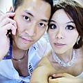 慶祝結婚下午酒20110513-003