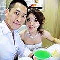 慶祝結婚下午酒20110513-010